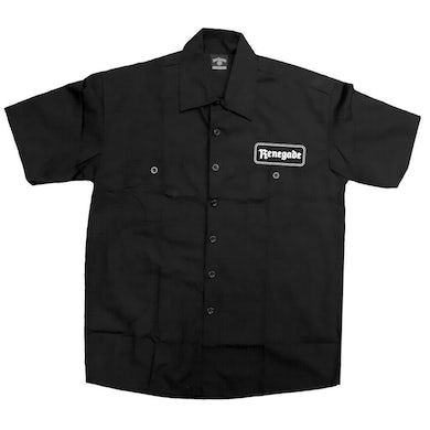 """Hed PE Hed P.E. """"Punx Not Ded"""" Work Shirt"""