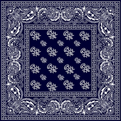 Hed PE Hed P.E. Blue Bandana