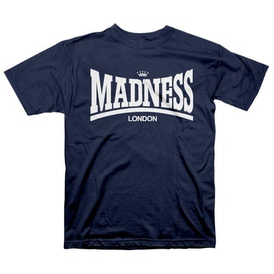 "Madness ""Crown Logo"" T-Shirt"