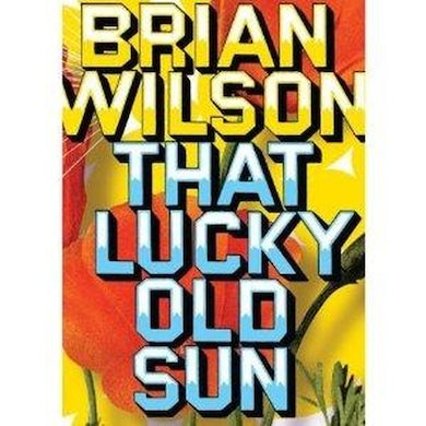 "Brian Wilson "" That Lucky Old Sun"" DVD"