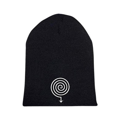 "Collective Soul ""Spiral"" Black Beanie"