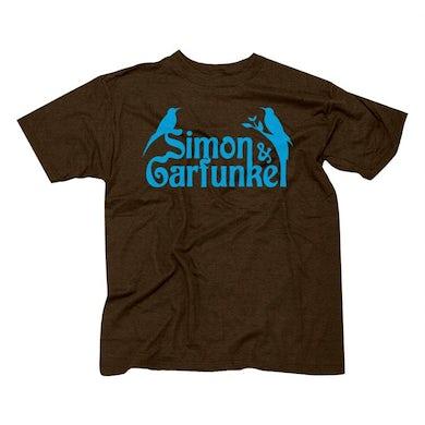 "Simon & Garfunkel ""Birds"" T-Shirt"