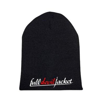 Full Devil Jacket LOGO beanie hat