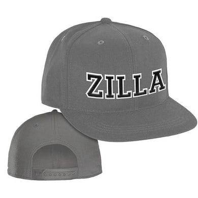 "Damian Marley ""Zilla"" charcoal Grey Baseball Cap"