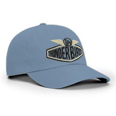 "Car Logo"" Blue Baseball Hat"