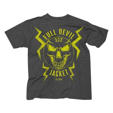 """Full Devil Jacket """"333"""" Men's T-Shirt"""
