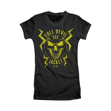 """Full Devil Jacket """"333"""" Women's T-Shirt"""