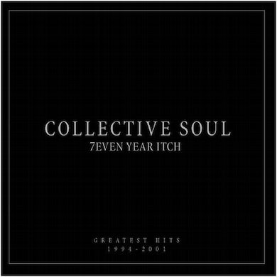 "Collective Soul ""7 Year Itch"" (GREATEST HITS) CD"
