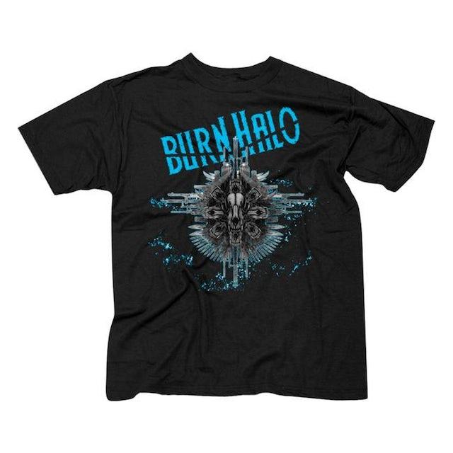 "Burn Halo Men's  ""2015 Tour"" t-shirt"