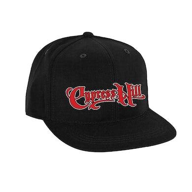 "Cypress Hill ""Script Logo"" Snapback Hat"