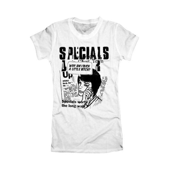 """The Specials """"Little Bitch"""" Women's T-Shirt"""