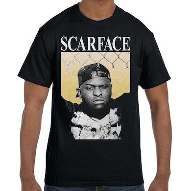 """Scarface """"Face"""" Photo T-Shirt"""