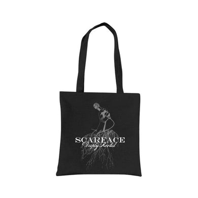 """Scarface """"Deeply Rooted"""" Tote Bag"""