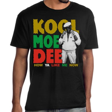"Kool Moe Dee ""How Ya Like Me Now"" T-Shirt"