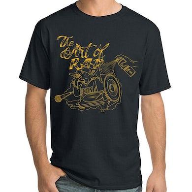 "Art of Rap ""Illustration"" T-Shirt"