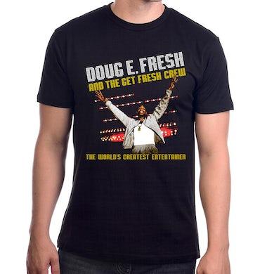 "Doug E Fresh Doug E. Fresh ""The World Greatest"" T-shirt"
