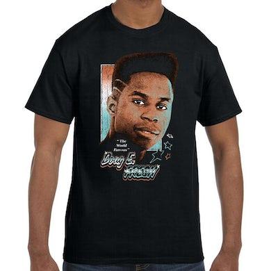 "Doug E Fresh Doug E. Fresh ""The World Famous"" T-shirt"