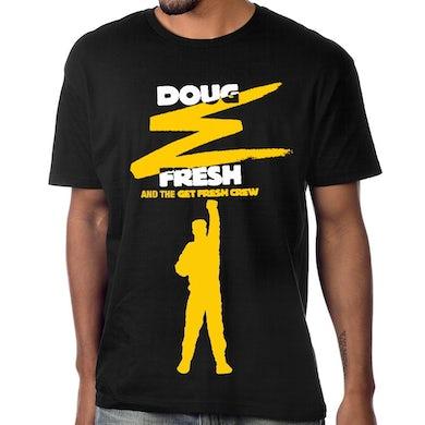 "Doug E Fresh Doug E. Fresh ""Get Fresh Crew"" T-shirt"