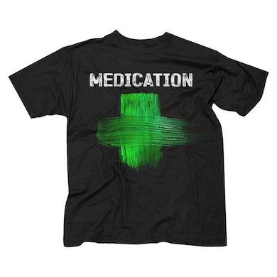 """Damian Marley """"Medication"""" t-shirt"""