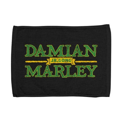 Damian Marley rally towel