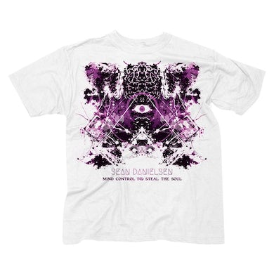 "Smile Empty Soul Sean Danielsen ""Mind Control To Steal The Soul"" t-shirt"