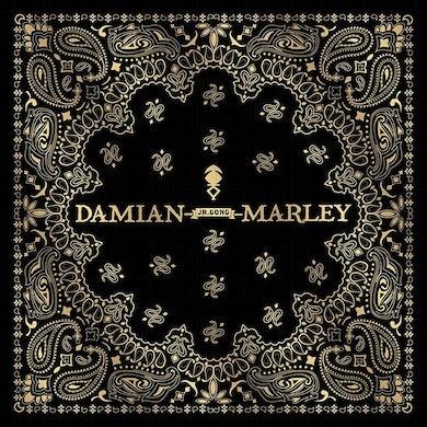 """Damian Marley """"Stony Hill"""" Tour Bandana"""
