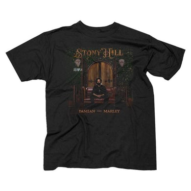 "Damian Marley ""Stony Hill"" Tour men's t-shirt"