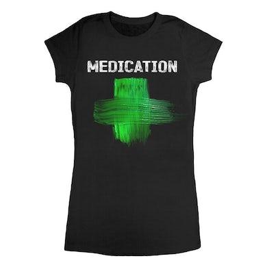 """Damian Marley """"Medication"""" Women's T-shirt"""