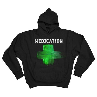 "Damian Marley ""Medication"" Pullover Hoodie"