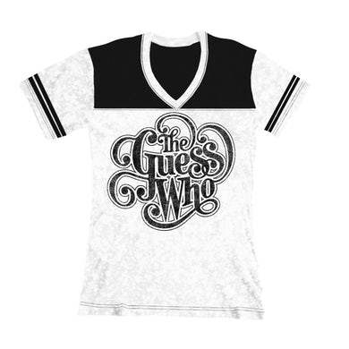 """The Guess Who """"Women's Football Jersey"""""""