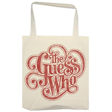 """The Guess Who """"Tote Bag"""""""
