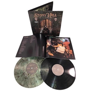 """Damian Marley """"Stony Hill""""  Limited Edition 2-Disc Vinyl LP"""