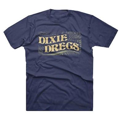 Dixie Dregs Vintage Logo Tee