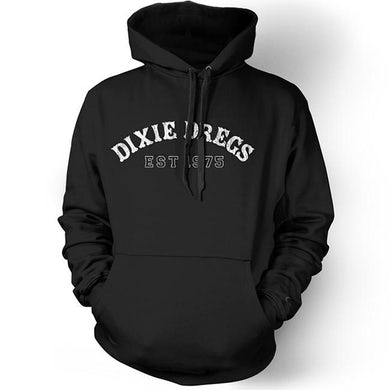 Dixie Dregs 40th Anniversary Pullover Hoodie