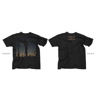 """Damian Marley """"Nail Pon Cross"""" T-shirt"""