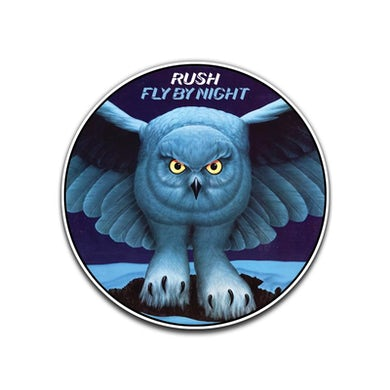 Rush Fly by Night Patch