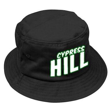 "Cypress Hill ""Block Logo"" Bucket Hat"