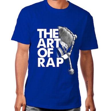 """Art of Rap """"Photo"""" T-Shirt - Blue"""