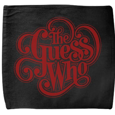 """The Guess Who """"Classic Logo"""" Towel"""