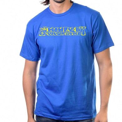 """Money-B & Young Hump"" T-Shirt - Blue"