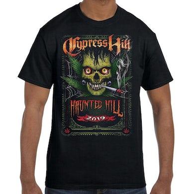 "Cypress Hill ""Haunted Hill 2019"" T-Shirt"