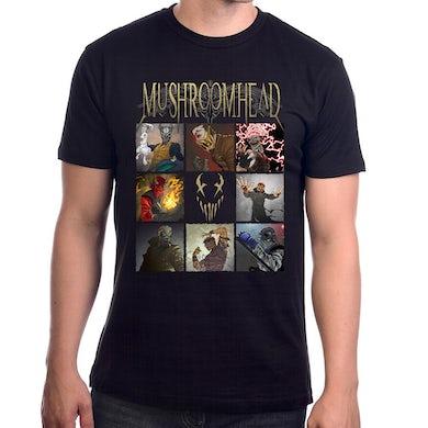 "Mushroomhead CLASSIC ""Heroes"" T-Shirt"