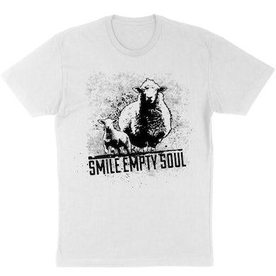 "Smile Empty Soul ""Sheep"" T-Shirt"
