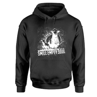 """Smile Empty Soul """"Sheep"""" Pullover Hoodie"""