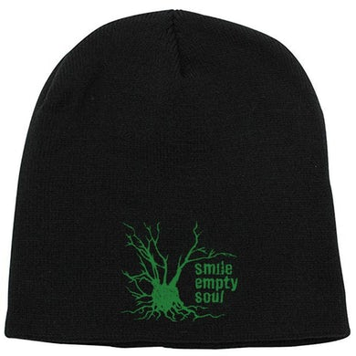 "Tree Logo"" In Green Skull Cap"
