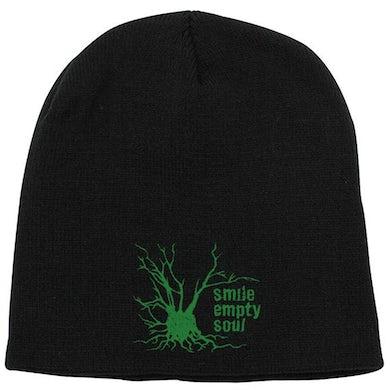 """Tree Logo"" Beanie In Green"
