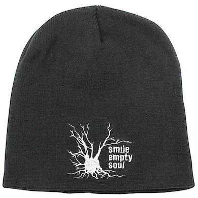 "Smile Empty Soul ""Tree Logo"" Beanie - Charcoal Grey"