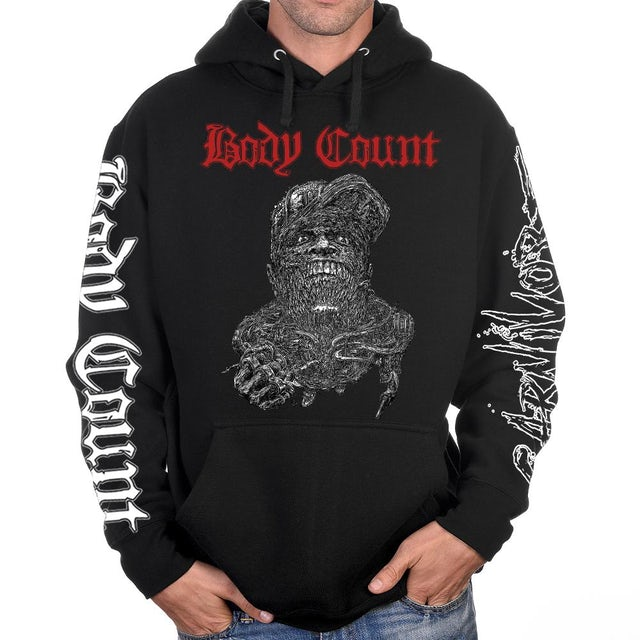"""Body Count """"Carnivore"""" Pullover Hoodie"""