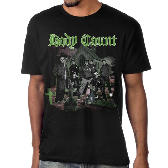"Body Count ""Graveyard"" T-Shirt"
