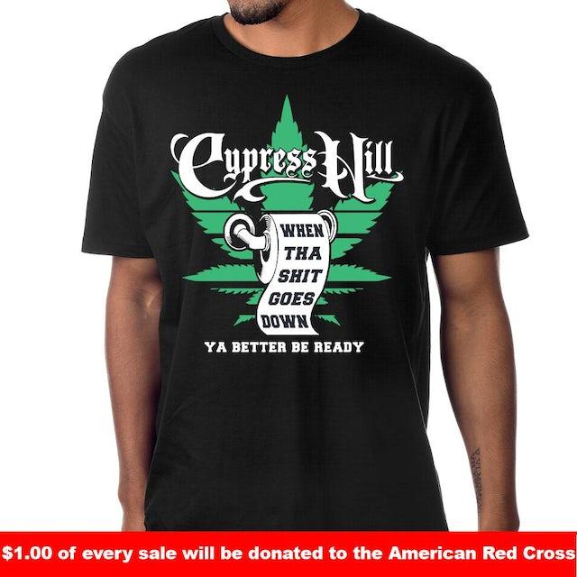 "Cypress Hill ""Sh*t Goes Down"" T-Shirt"